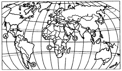 Какой буквой на карте мира обозначено государство Аргентина?