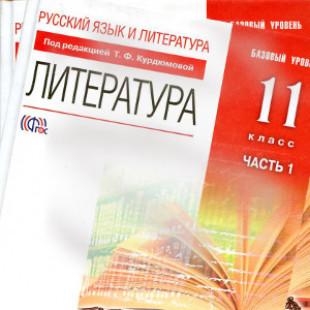 Литература 11 класс Курдюмова, Колокольцев