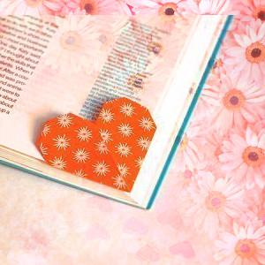 Закладки для книг из бумаги