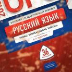 ЕГЭ русский язык Цыбулько