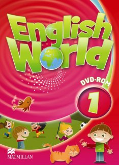 DVD. English World 1 DVD-ROM